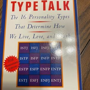 "Book""Type Talk"""